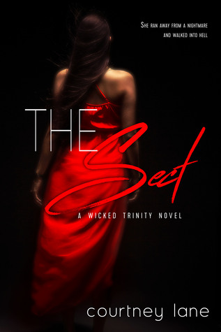 Courtney Lane-The Seat book cover
